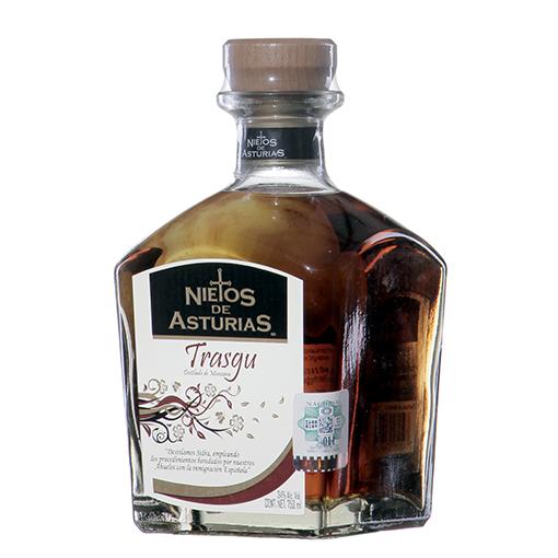 Nietos de Asturias Trasgu Manzana