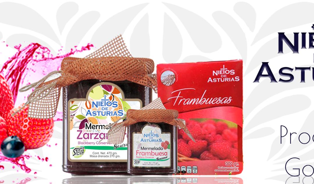 Productos Gourmet  |  Nietos de Asturias